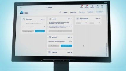 KBC Business Dashboard